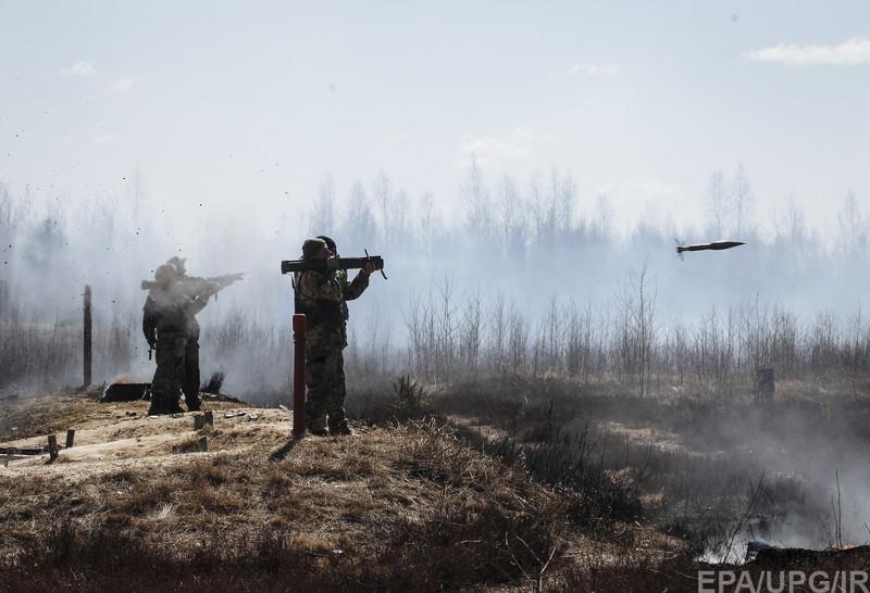 Вгосударстве Украина навоенном полигоне очередноеЧП: множество жертв