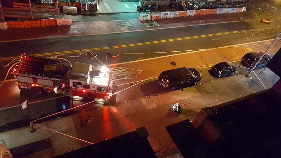 Взрывные устройства вНью-Йорке иНью-Джерси похожи