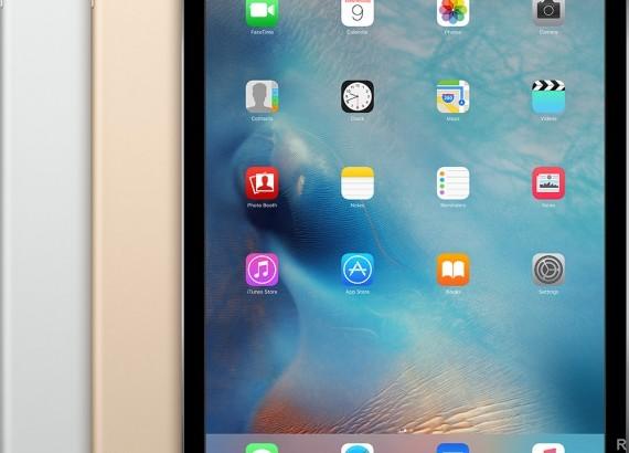 Готовится три новых iPad Pro с различным размером экрана