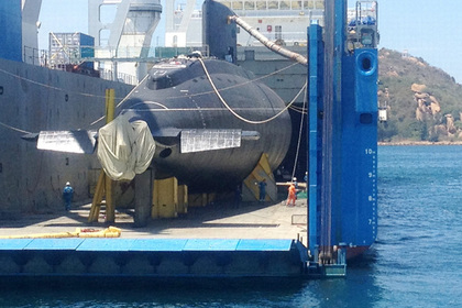 В РФ испытали подводный ядерный беспилотник