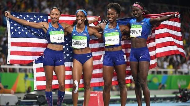 Мед. работника олимпийской сборной США обвинили вдомогательствах кспортсменкам