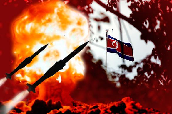 КНР ответил накритику состороны КНДР