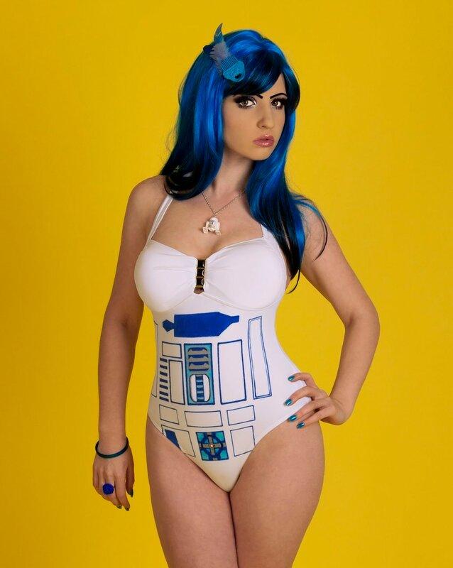 R2D2 dress
