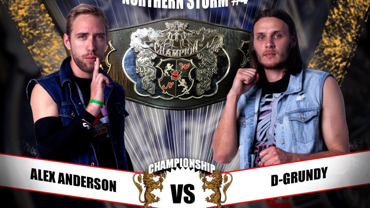 NSW Northern Storm #4: Алекс Андерсон против Ди Гранди