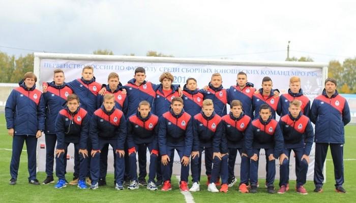 Юношеская сборная Москвы (игроки 2001 года рождения)