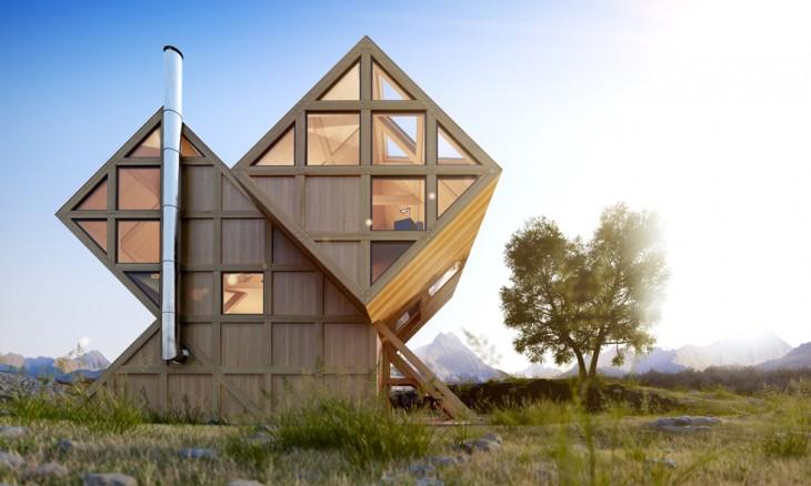Valley House by Plan Bureau (14 pics)