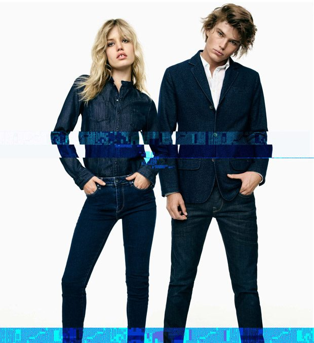 Pepe Jeans FW16 Campaign Ft. Georgia May Jagger & Jordan Barrett