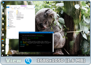 Windows 10 Enterprise LTSB 2016 v1607 (x86/x64) by LeX_Без шпионских модулей