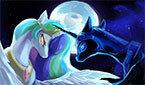 Пони Принцесса Луна Звездный Ребус