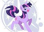 Моя Маленькая Пони Искорка Прыжки (My Little Pony)