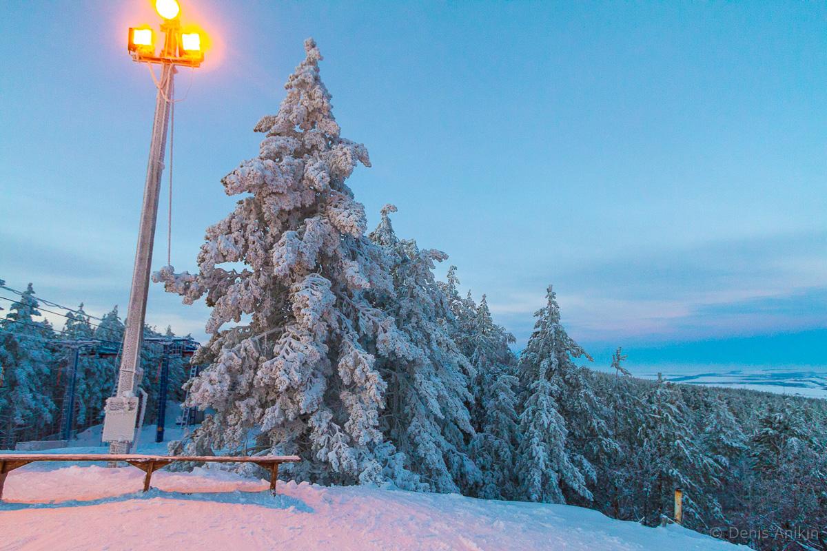 хвалынск зима горнолыжка фото 4