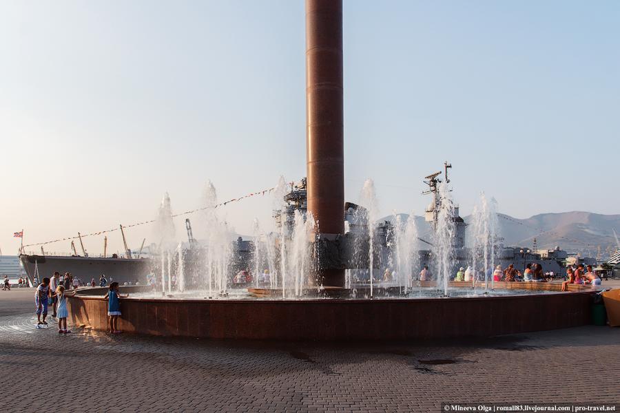 День ВМФ в Новороссийске