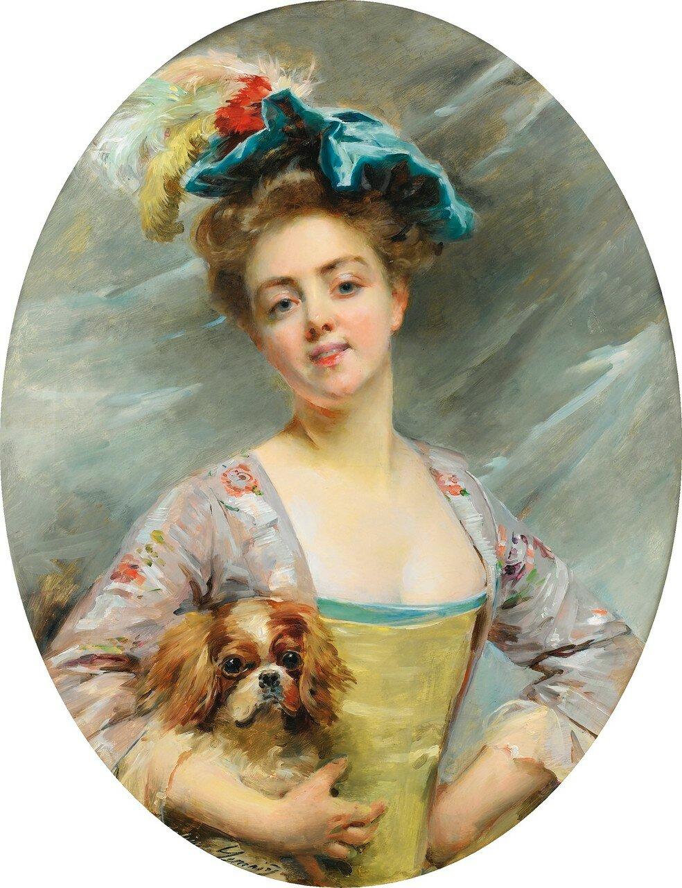 Madeleine-Jeanne Lemaire, née Coll.jpg