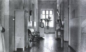 Коридор госпиталя