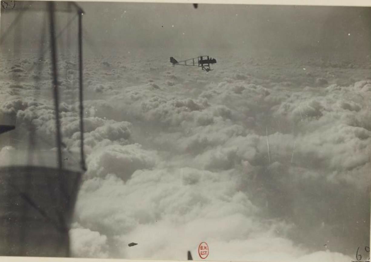 30. Море облаков