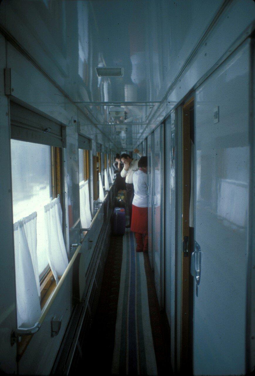1979. Кристина Беркхэм в Советском Союзе. Армения и что-то еще