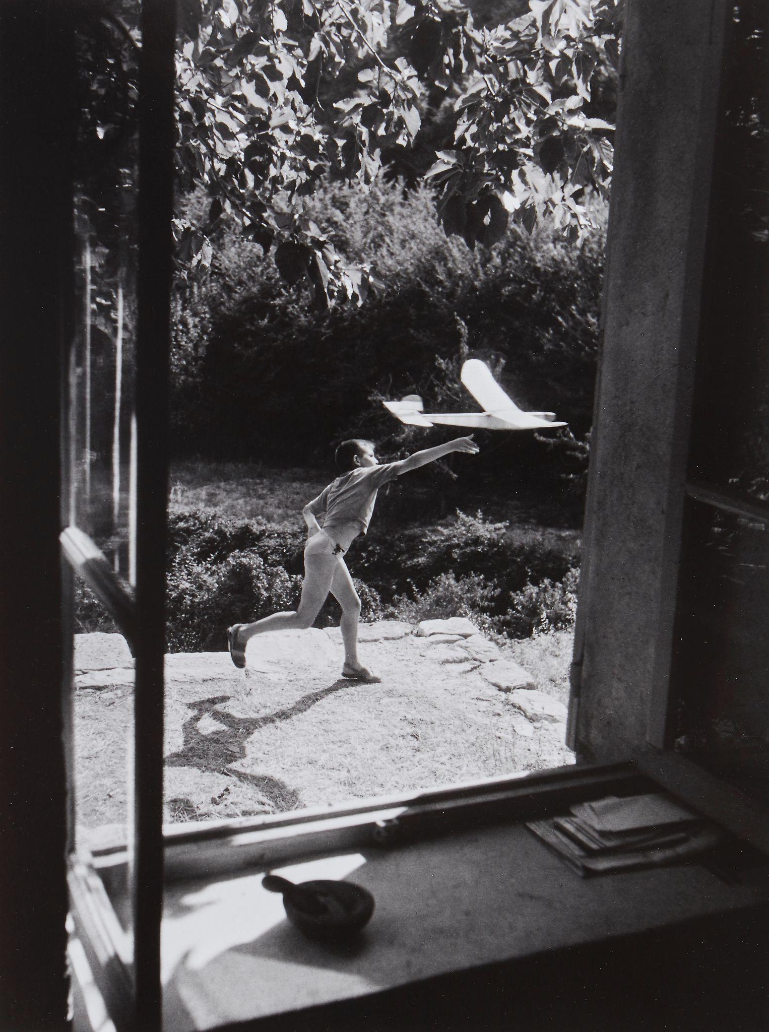 1949. Винсент, авиамоделист
