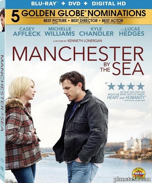 Манчестер у моря / Manchester by the Sea (2016/BDRip/HDRip)