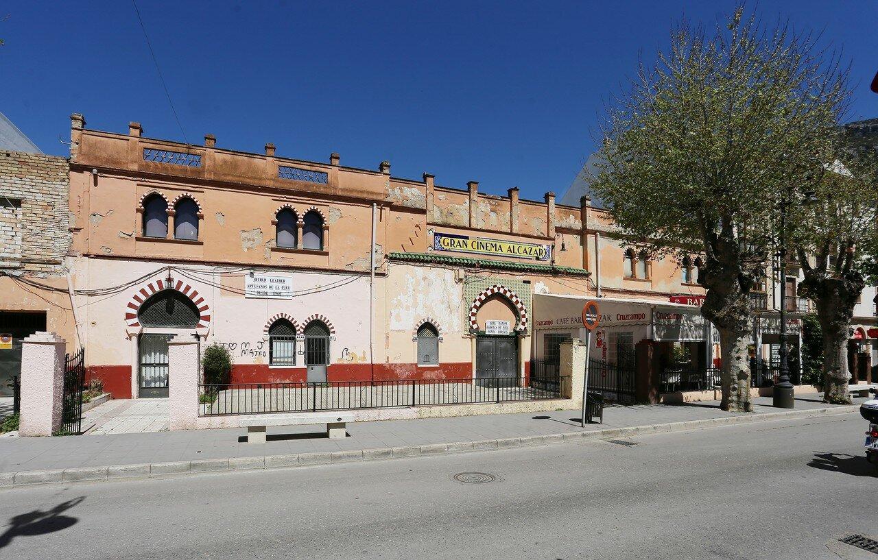 Ubrique, White village