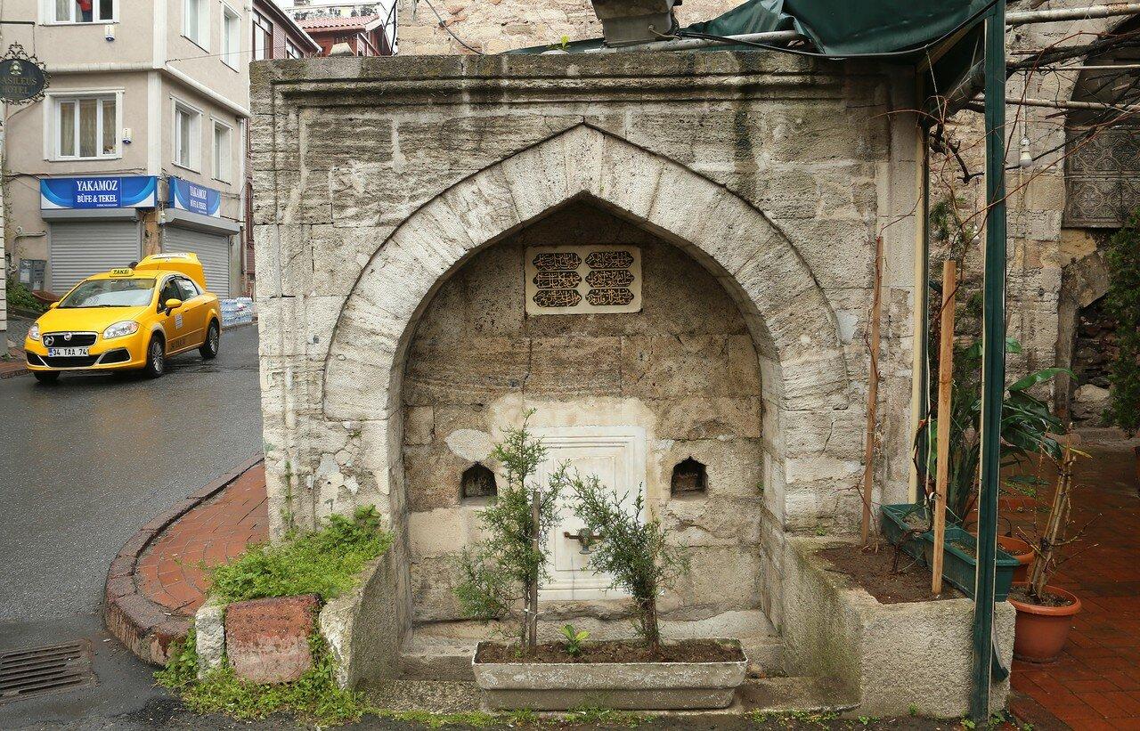 Стамбул. Бани Чардакли (Çardaklı Hamamı)