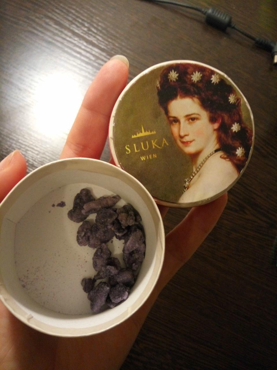 Maroosya конфета