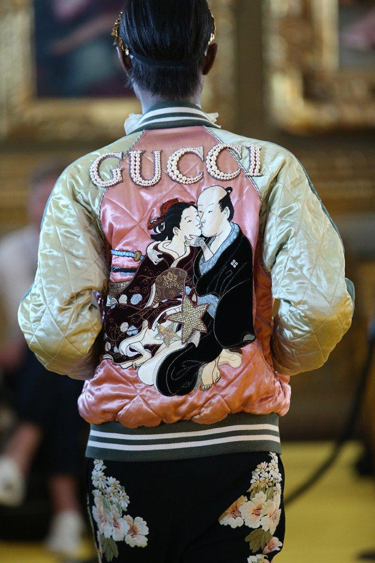 Курортная колекция Gucci 2018