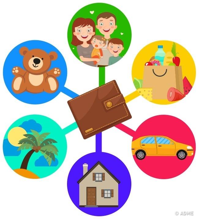 © depositphotos  © depositphotos  © depositphotos  Рассказывать ребенку про деньги