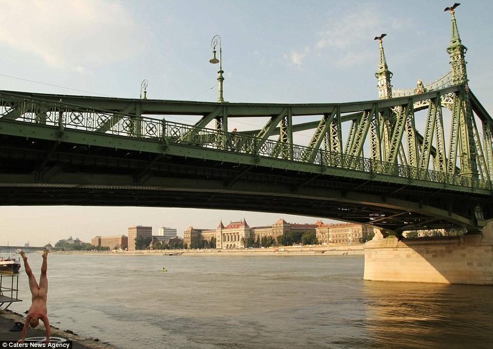 16. Будапешт, Венгрия