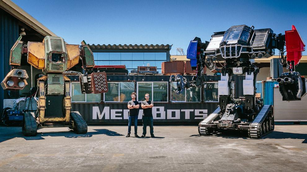 11. Вспоминая известных пилотируемых роботов последнего времени, вспоминается фильм «Аватар».
