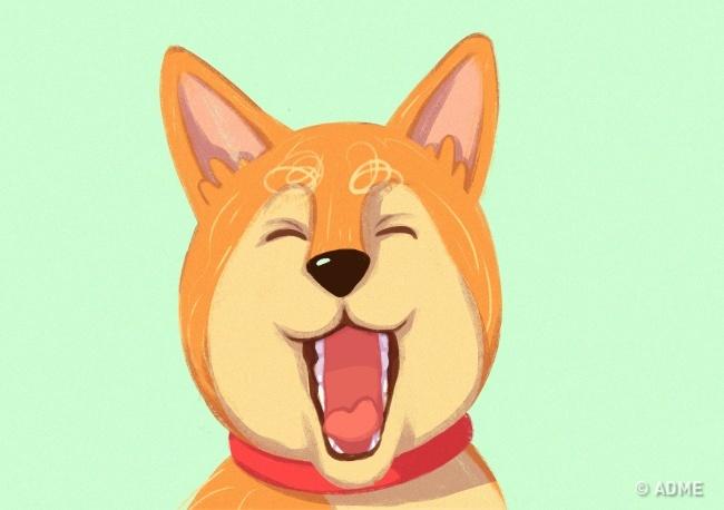 Это признак того, что пес раздражен или нервничает. Часто так делают маленькие щенки, когда они нахо