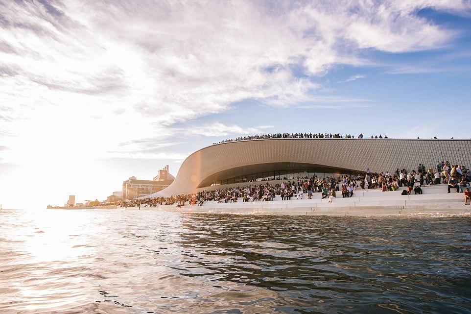 Лучшие современные постройки мира: шорт-лист престижного конкурса архитектурных проектов World Architecture Festival