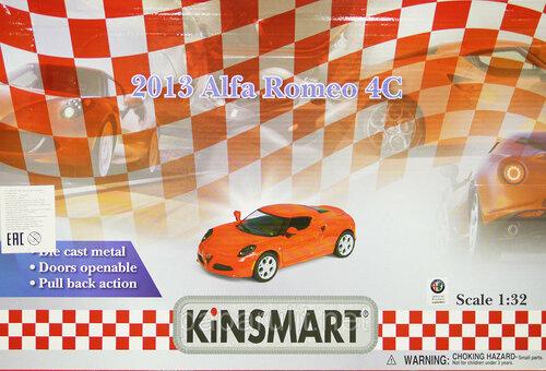 Kinsmart Alfa Romeo
