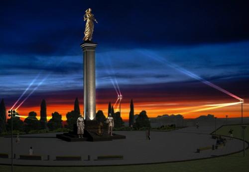 РВИО опубликовали на своём сайте картинку с памятником Примирения только в ответ на протестные акции севастопольцев