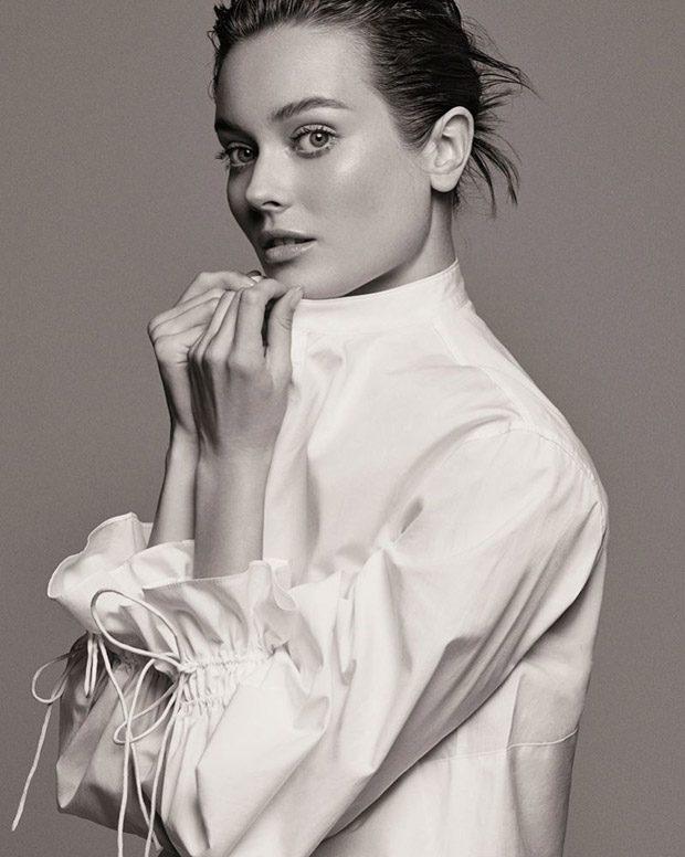 Jac Jagaciak Stuns for Harper's Bazaar Turkey July 2017 Cover Story