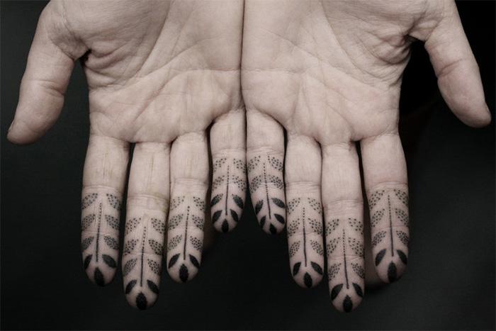 Stippling Tattoos by Kenji Alucky