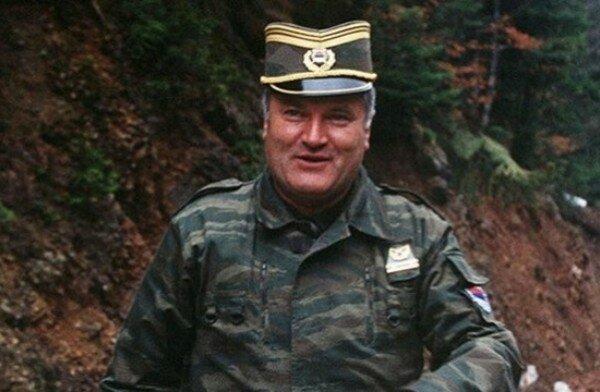 Сербия, Босния и Герцеговина, Балканские войны, Ратко Младич