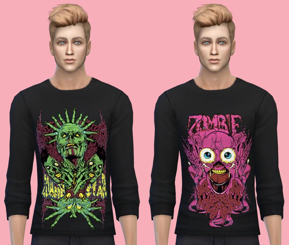 Tatius. Mens T-Shirts-11