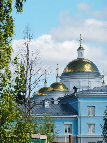 Церковь Василия Великого при Православной гимназии Василия Великого в Зайцево