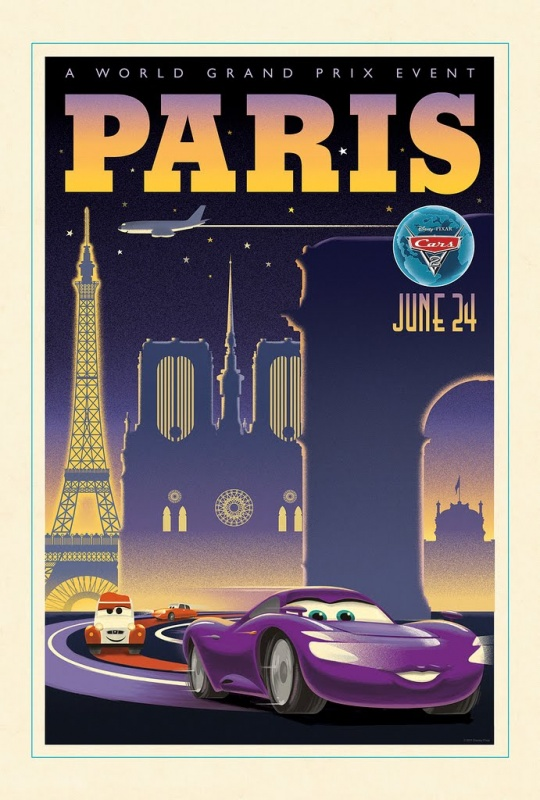 Cool Retro Posters
