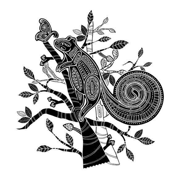 Illustrator - Poonam Mistry