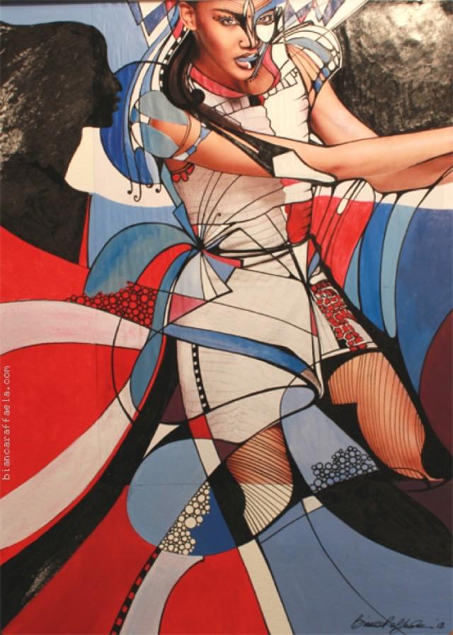Fashion Illustrations - Bianca Raffaela