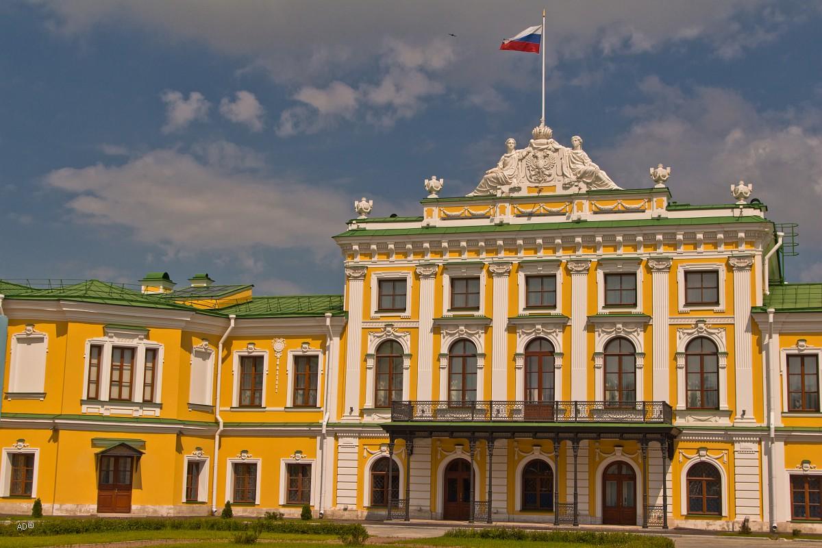 Тверской императорский путевой дворец