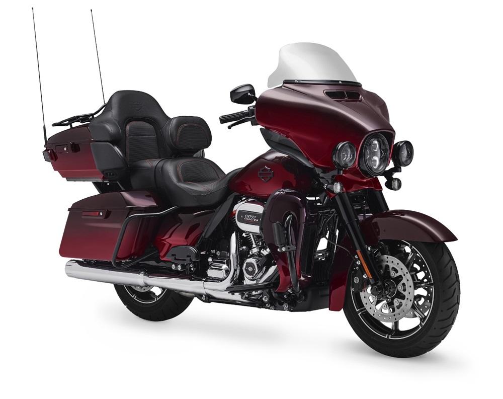 Модельный ряд Harley-Davidson CVO 2018
