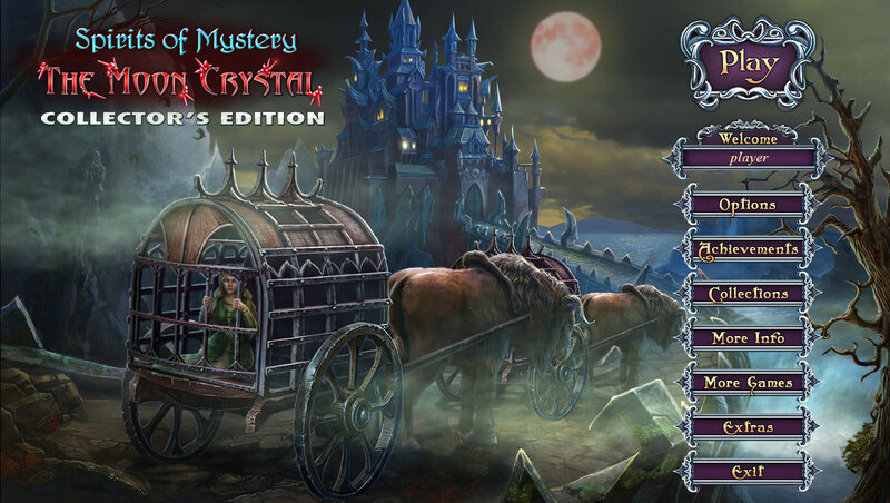 Spirits of Mystery: The Moon Crystal CE