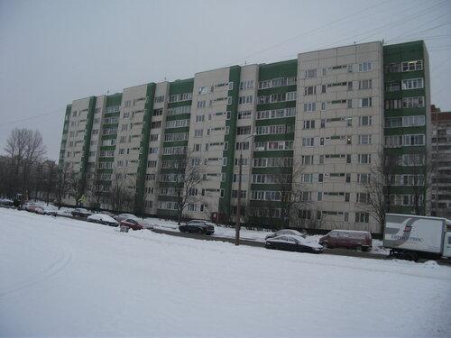 ул. Ольги Форш 7к1