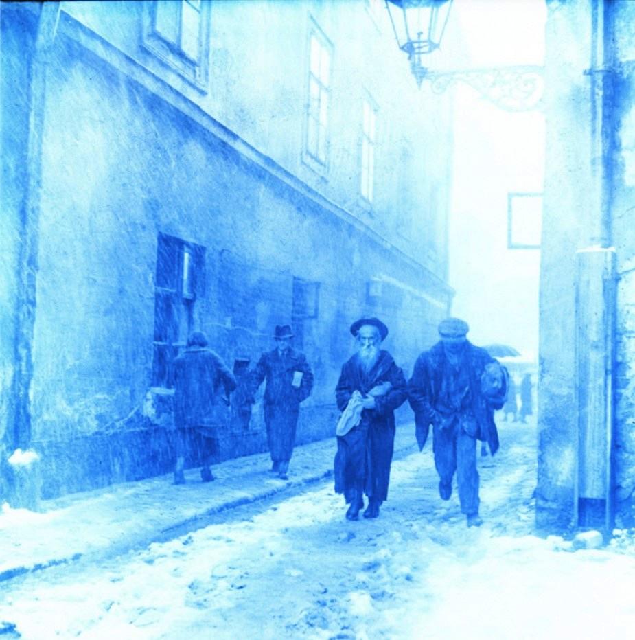 Улица в Казимеже