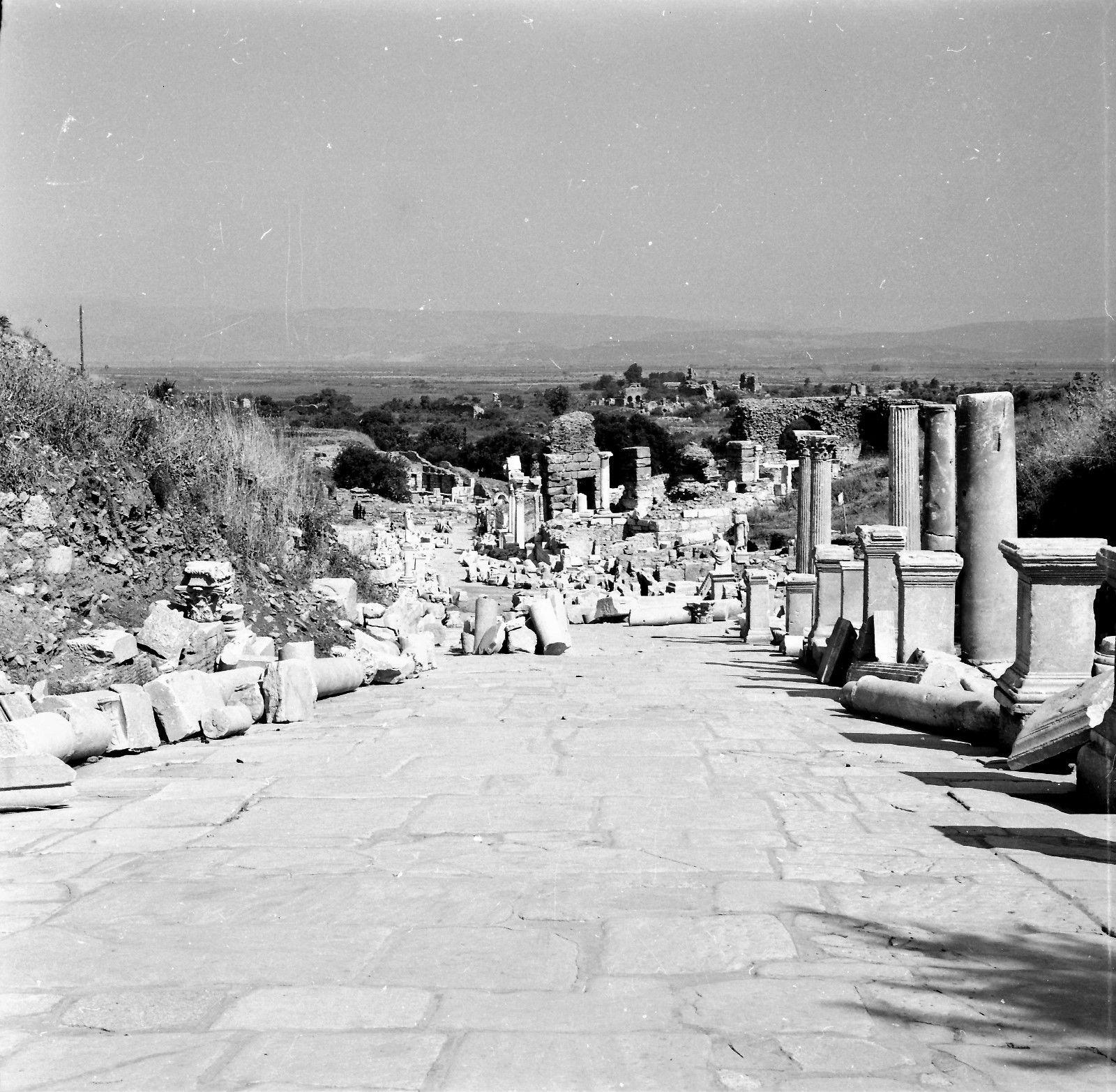 Эфес. «Мраморная улица»