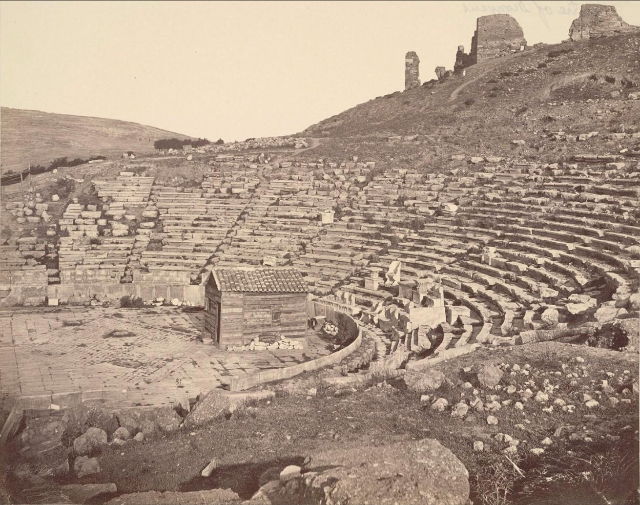 Акрополь. Театр Диониса