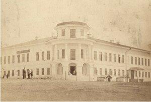 Женская гимназия 1900-е