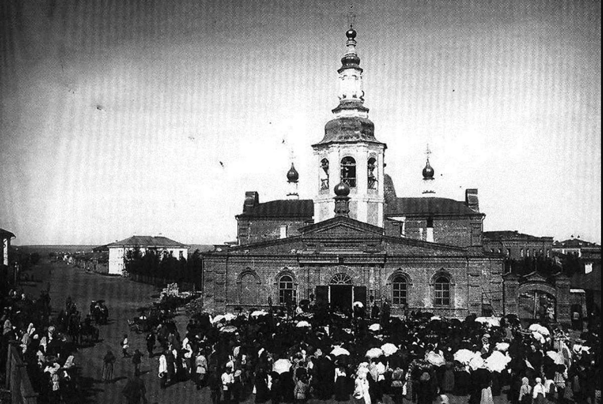 Спасский собор. 1903